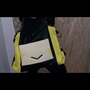 Handbags - Two toned Steve Madden bag